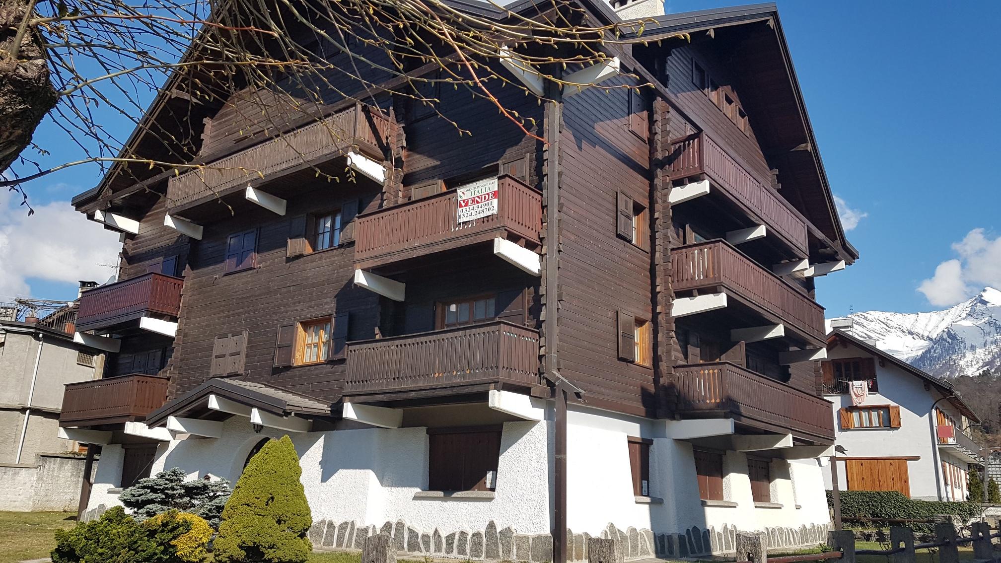 Appartamento cond. Gran Chalet ottima posizione