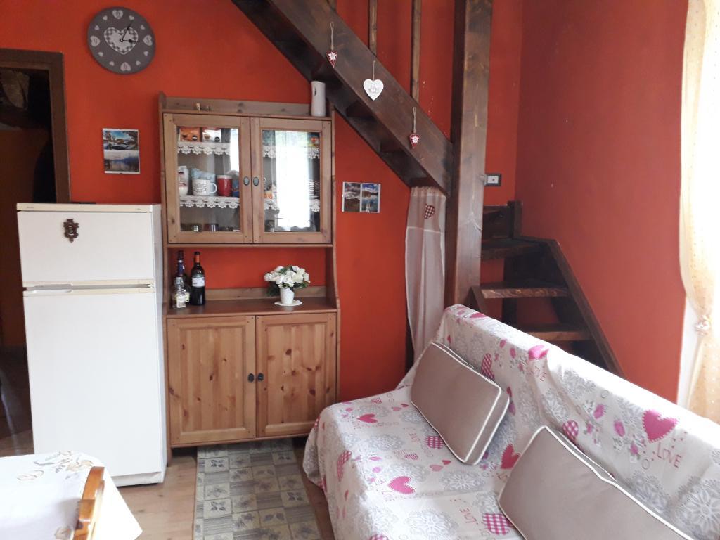 Grazioso appartamento disposto su due piano con terrazza