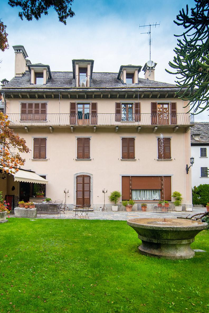 Splendido appartamento in villa d'epoca