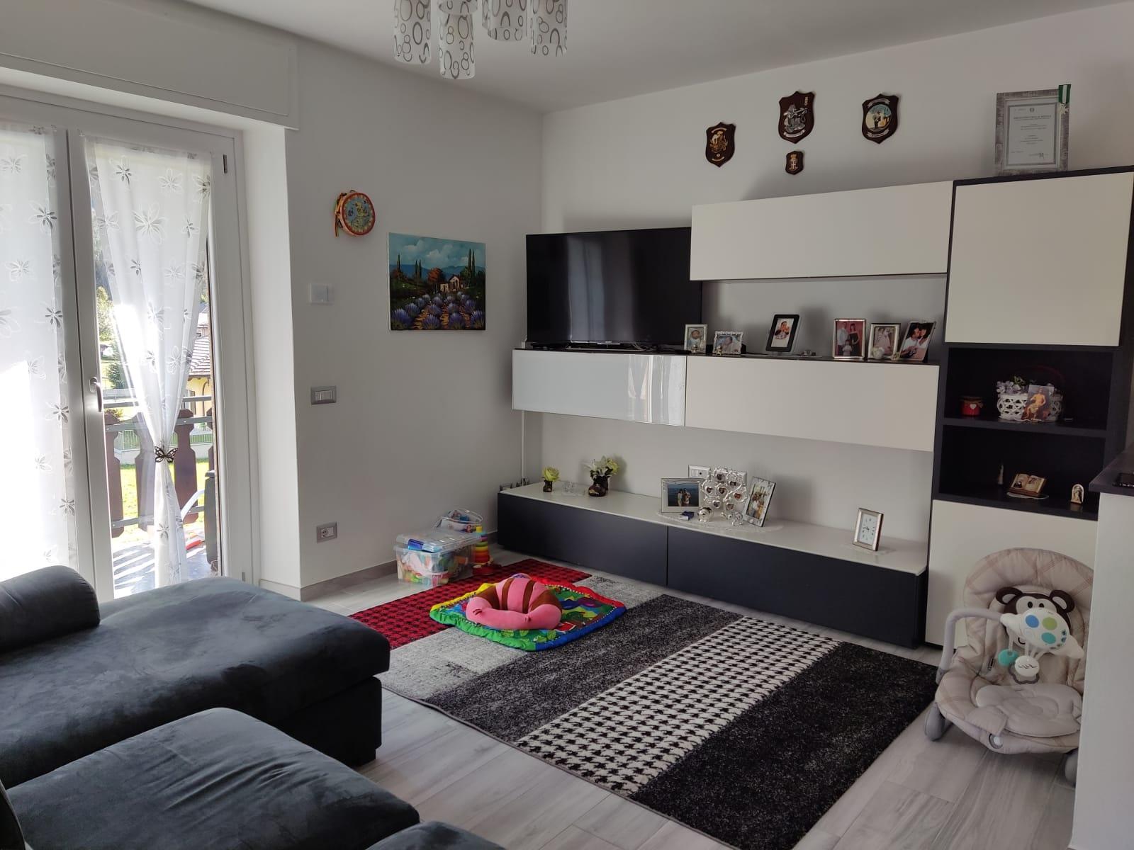 Druogno ampio appartamento restaurato a nuovo