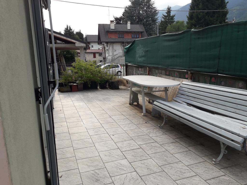 Appartamento piano primo con terrazza