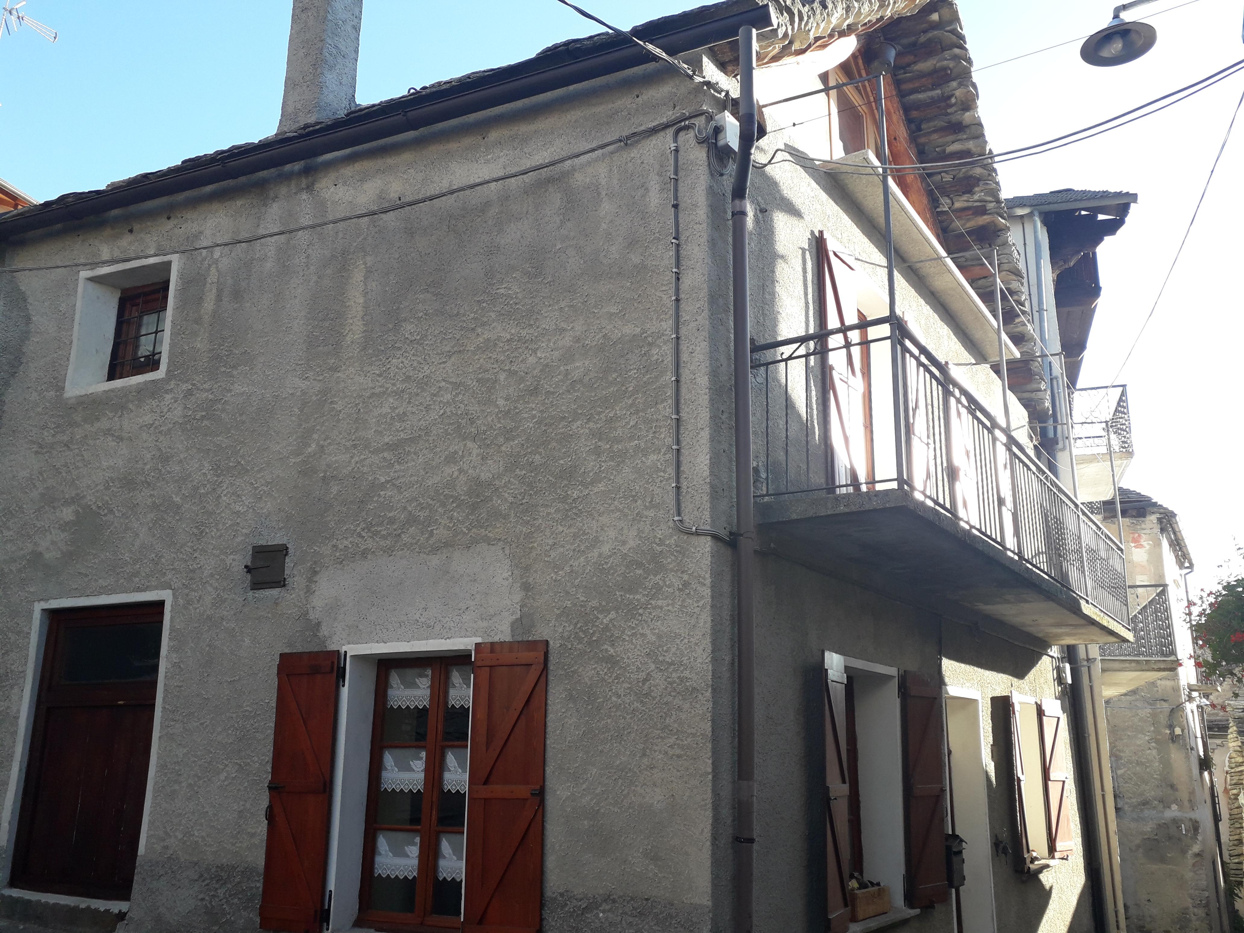 Casa d'epoca ristrutturata